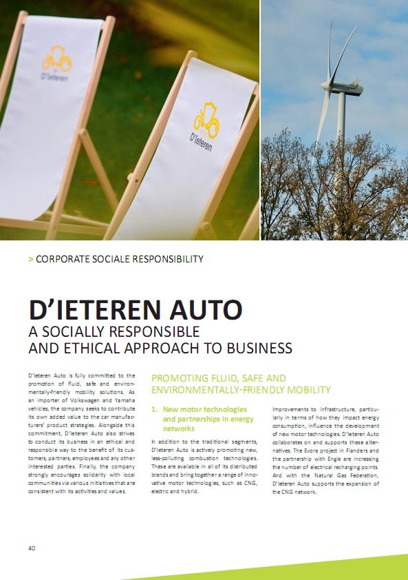 企业社会责任报告设计排版